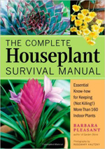 Houseplants care book